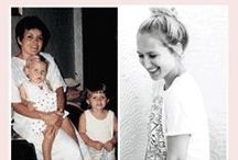 LESSONS FROM MY MOTHER / In Celebration of Mother's Day  In celebration of Mother's Day on May 8, four of Lane Crawford's favourite designers delve into their cherished childhood photo albums and share the life lessons that their own mothers have taught them.