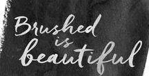 Font love / The prettiest fonts