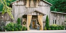 Barn At Chestnut Springs / The Barn at Chestnut Springs is a Sevierville wedding venue in Tennessee in the Great Smoky Mountains.