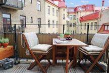 balcony / by Anna ?lusare?ka