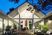 Style - House + Home / Architecture, kerb appeal... it's all here @lindyasimus