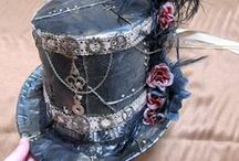 Steampunk / Fantastic and imaginative steampunk goodies upon which to feast your eyes. @lindyasimus
