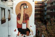 Street Art / by Juliana Leporati