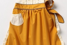 """connoisseur of aprons / #apronweek - Sharing Apron Stories & Photos """"there's a story in each gingham or floral apron hanging on my apron hook—and I know there must be in yours, as well."""" http://gretchenlouise.com/aprons/"""