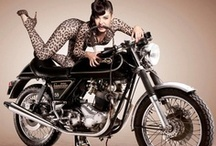 Motorcycles and other Two Wheels with style / Some guys do great jobs... / by Mephisto Design - Laurent Menuet