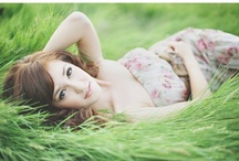 Senior Style / by Danica Fuller - Flora Danica Photography