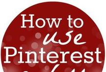 How to Use Pinterest Well / For more on Pinterest, visit http://gretchenlouise.com/pinterest/ and of course, follow me here on Pinterest! / by Gretchen Louise