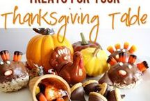Savvy: Thanksgiving / by SavvyMom