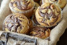 Baked Goods - Cupcakes and Muffins