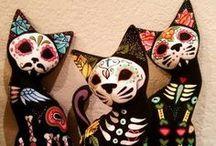 Nifty Skulls / by Aj Brokaw