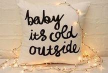 white winter / a Winter White Wedding/ Ideas