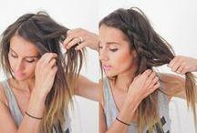 hair tutorials / Tutorials for Hair Styles