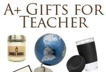 Savvy: Gifts for Teachers / Great gift ideas for teachers / by SavvyMom