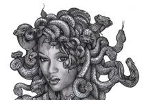 Medusa / by Aj Brokaw
