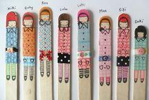Kids art projects / by Heather Bennett-Redding