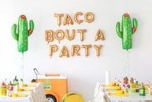 party planning / How to throw a fantastic gathering: bridal, birthday, bachelorette, whatever it is