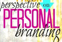 Personal Branding / For more #personalbranding tips for authors and bloggers, visit http://gretchenlouise.com/personal-branding/