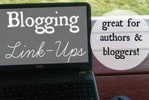 Blogging Link-Ups Tips / Tips for #Write31Days, #FiveMinuteFriday, and other Blogging Link-Ups