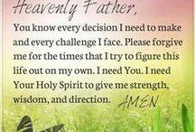 Prayers! / by April Estabrooks