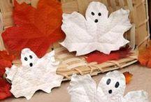 Halloween and Fall / Nifties and crafts / by Aj Brokaw