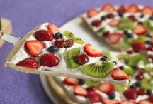 Fruit Desserts  / Desserts w/ Fruits :)  / by Jenn Meeker