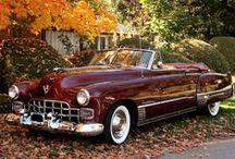 Cadillac / by Randy Curry