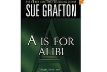 I learned my ABC's from Sue Grafton