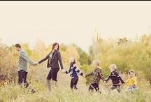 Family Ties that Bind / Family Photography ideas / by Tina Miller