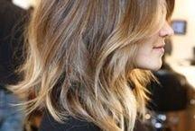 Mid-Length Hair