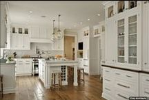 Style - Kitchens / The kitchen really is the heart of the home and when well designed should look great and be practical!