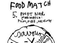 Foodie - Match Pinots