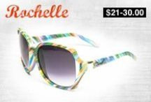 Crush Frames: Large and In Charge / Large & in charge! Make a statement with large frames. / by Crush Sunglasses
