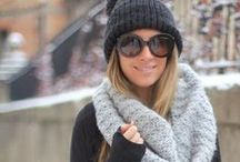 Winter Fashion / Bring on the layers & don't think winter outfits have to be boring. / by Crush Sunglasses