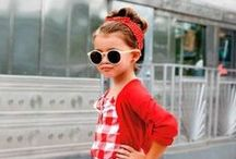 KID Style / For the little CRUSH girls & all the CRUSH girls who have little ones at home! :) / by Crush Sunglasses