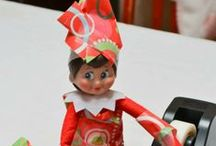 Christmas Goodies - Elf On the Shelf / by Grinning Like An Idiot