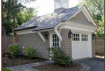 Cottage garages / by Lisa Sartwell