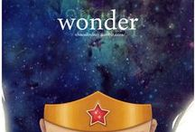 Wonder Women / Women are full of wonder...and some even get drawn that way / by Aj Brokaw