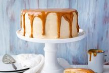 cake / baking is magic, a party without cake is just a meeting. cakes are my favorite treat ever!