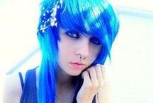 hair emo / en este tablon publicare todos los peinados emos qe encuentre