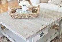 Decor: Living Room Ideas / by Sarah Elizabeth