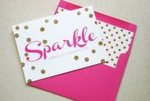 Paper Products / Note cards, invitations, and other pretty things on paper / by Sarah Elizabeth