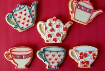 Coffee and Tea Party Ideas / by Deena Killgore