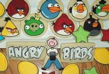 Angry Bird Ideas / by Deena Killgore