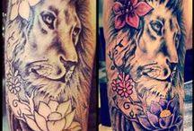 Tattoos! / by Tay Beaty