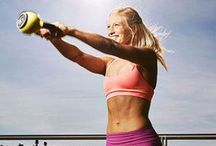 Health + Fitness / by Amber Miller