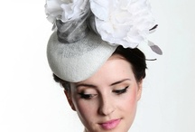 Ladies Day / A little extra glamour for a special day out! For enquiries and prices please visit our website; www.daisydaisymillinery.co.uk