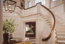 Archways & Staircases.