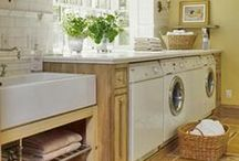 Laundry rooms!!