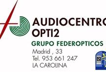 Federópticos Opti2 / FEDERÓPTICOS OPTI2. c/ Madrid, 33. Tel. 953 661 247. LA CAROLINA / by Te atiendo... ¡Tu tienda!