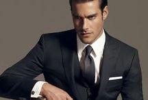 Klassieke stijl man / Tijdloze kleding